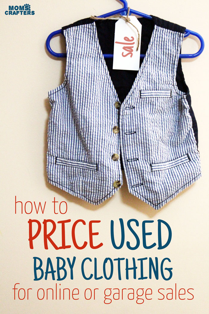 5f85a401b269 How to Price Used Baby Clothing – Moms and Crafters