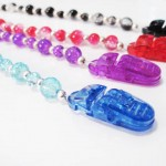 Beaded Pacifier Clip DIY tutorial