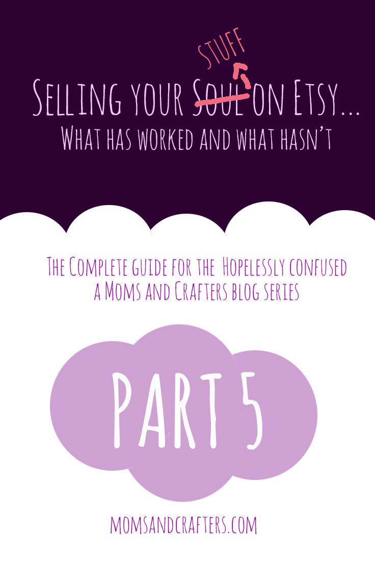 Etsy Seller Tips