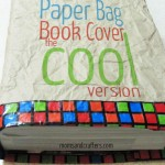 Paper Bag Book Cover – The Cool Version