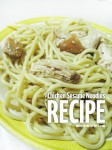 Chicken Sesame Noodles