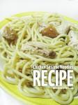 Chicken Sesame Noodles