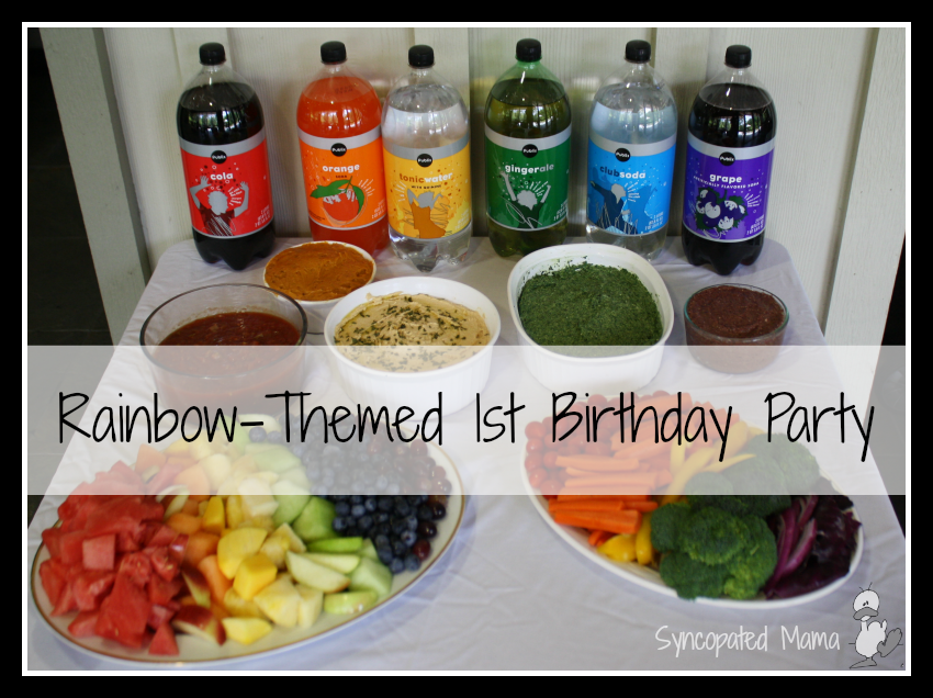 First Birthday Party Themes Moms and Crafters