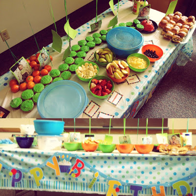 http://www.clarkscondensed.com/diy/a-very-hungry-caterpillar-birthday-party/