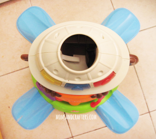 Hide n Spin Monkey Review