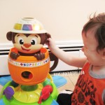 Bright Starts Hide n Spin Monkey Review