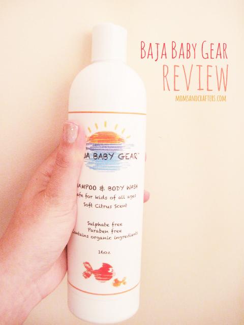 Baja Baby Gear Shampoo