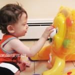 Bright Starts 3 in 1 Step n Ride Lion Review