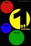 Free Printable First Birthday Invitations