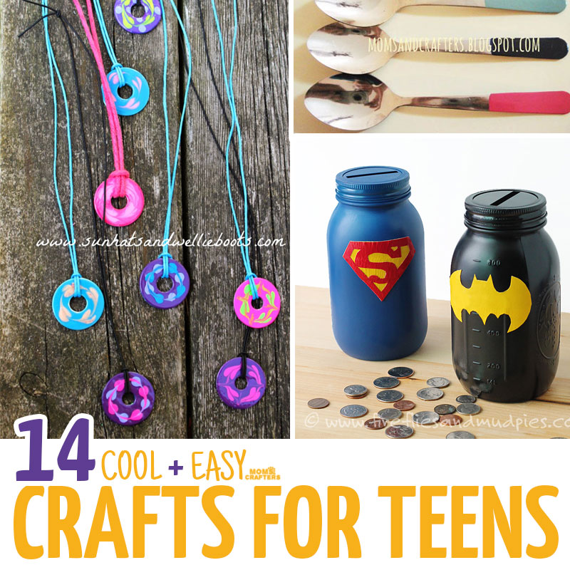 Do You Have Any Cool Crafts For Teens Youu0027d Like To Share? Tell Us In The  Comments Below!