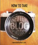 How to take better blog photos using a regular point and shoot camera - 8 essential tips for the novice!