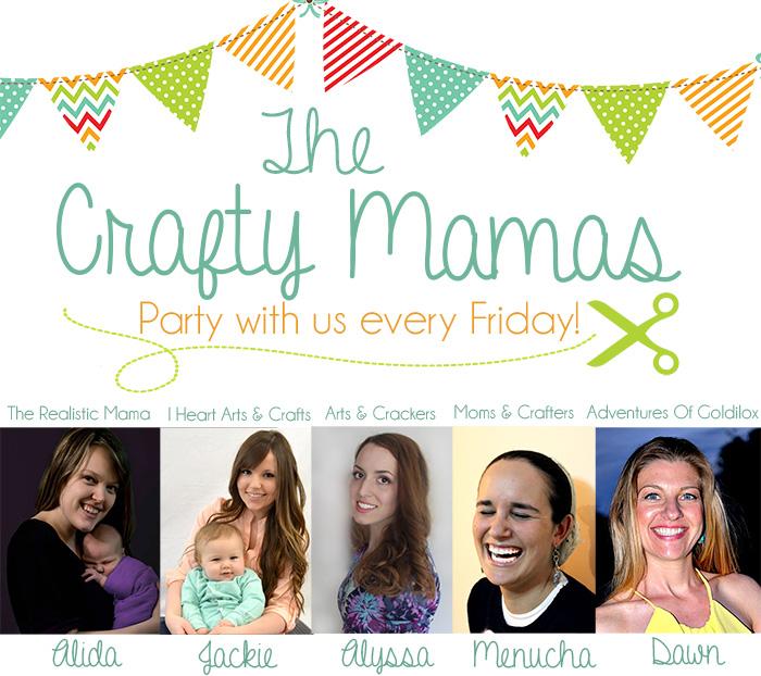 crafty mamas linky party