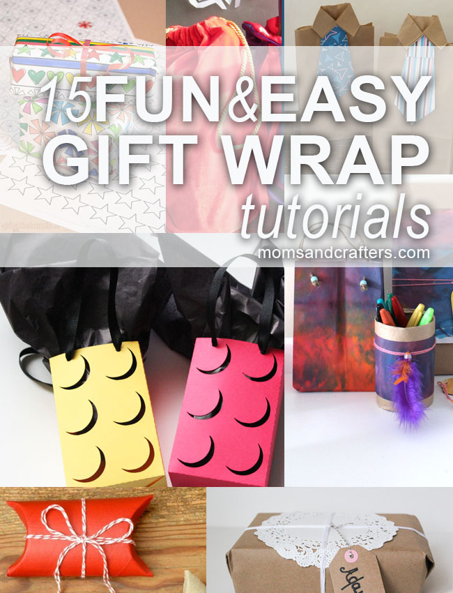 gift wrap tutorials cover image