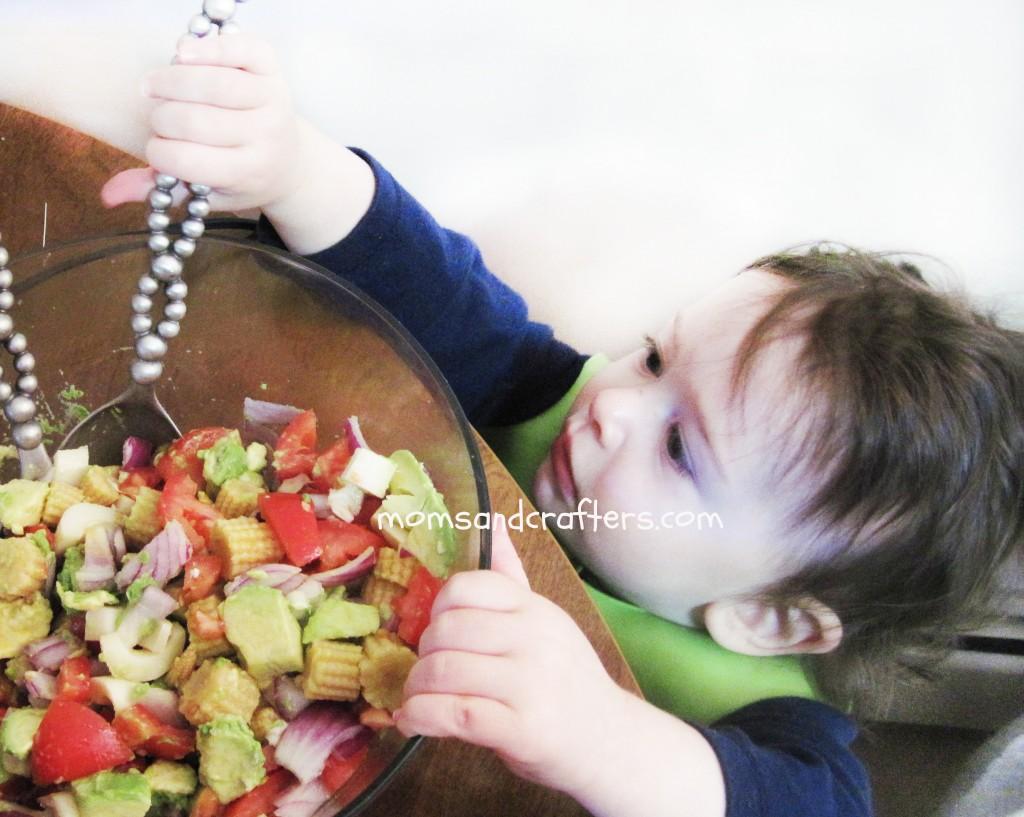 how to make avocado taste for baby