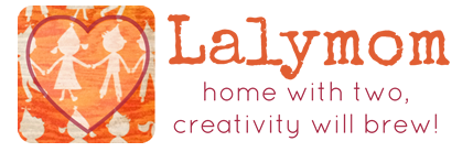 LalyMom Kids Crafts and Activities Home With Two Creativity WIll Brew