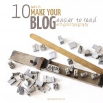 Making Your Blog Easier to Read