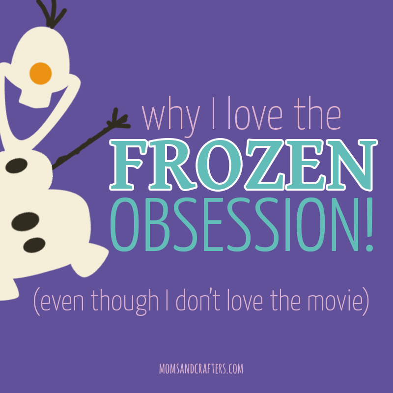 Why I love the frozen Obsession