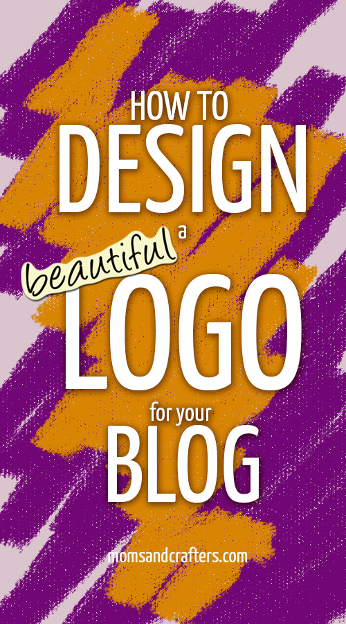 How to design a logo for your blog - and make it beautiful