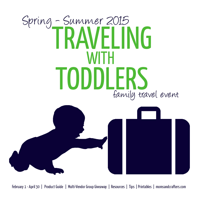 Your full resource for traveling with toddlers