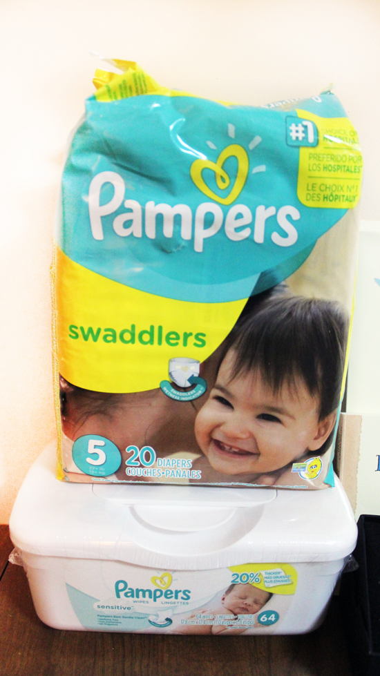 Celebrating milestones with Pampers #pampersfirsts
