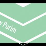 Free Printable Purim Labels