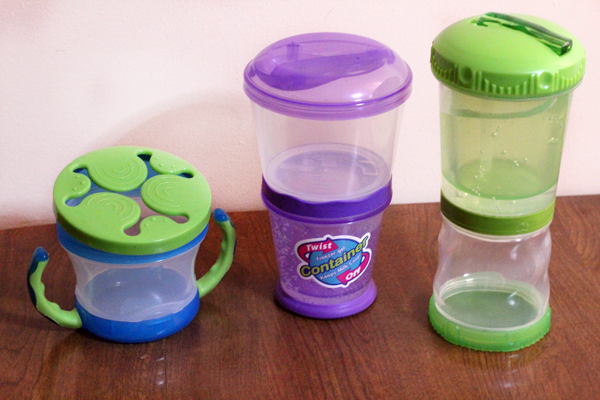 Cool Gear snack containers