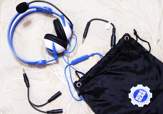 kidz gear headphones review