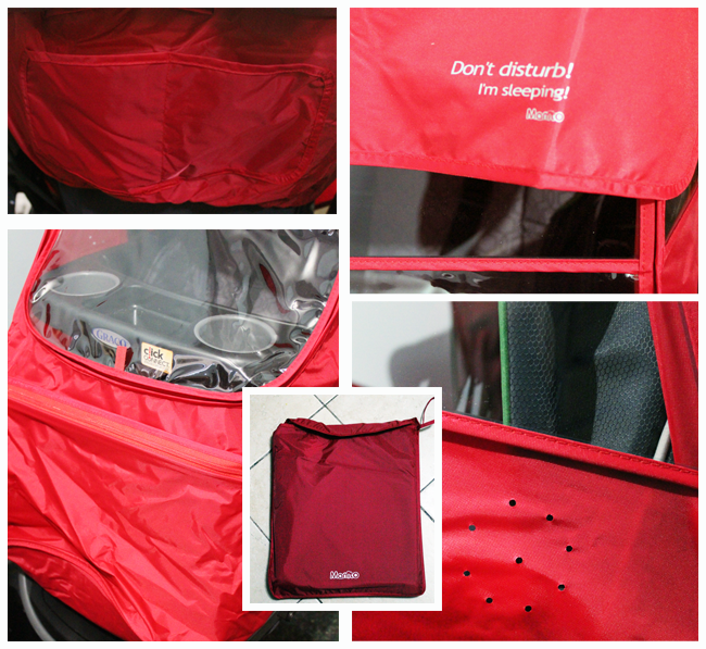 manito rain covers features