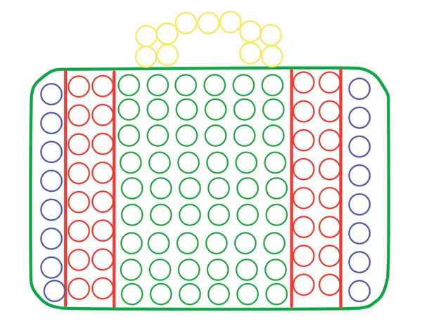 image regarding Printable Bingo Markers identify Printable Generate Sheets for Mini Do a Dot * Mothers and Crafters