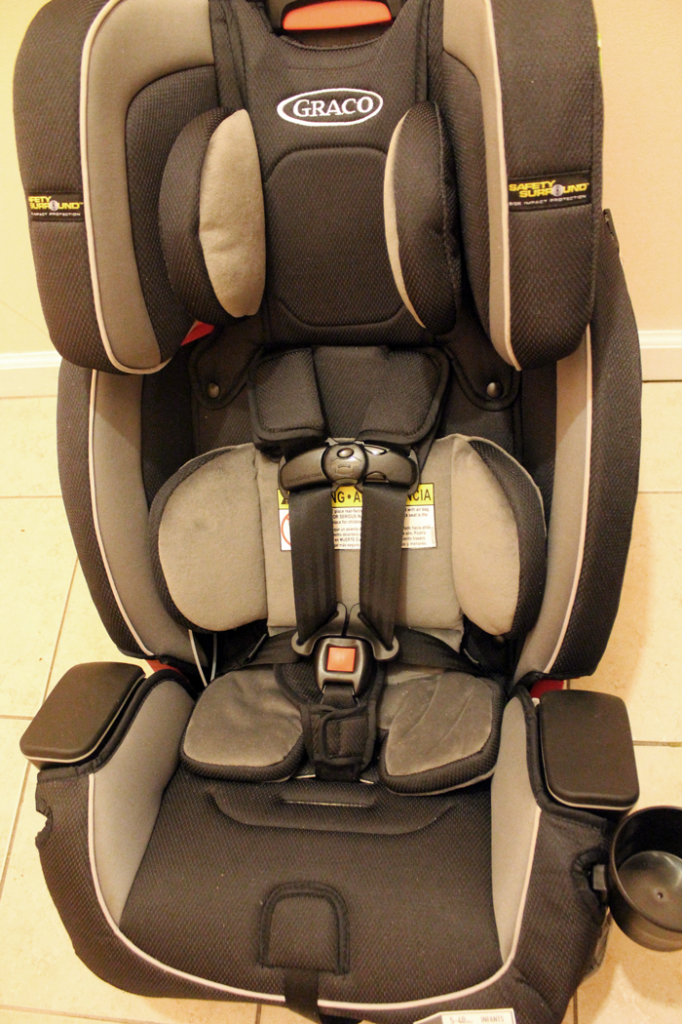 Graco Milestone Car Seat Review
