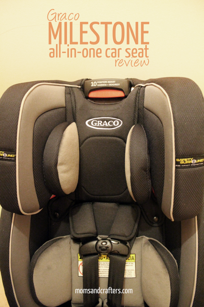 Check Out My Graco Milestone Car Seat Review Featuring The All New