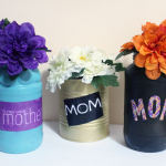Mother's Day Vase Craft