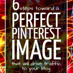 6 Steps toward a Perfect Pinterest Image