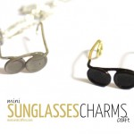 Mini Sunglasses Charms Craft