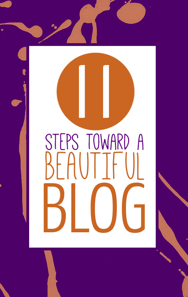 Every website or blog owner should read this! Read the keys to a well designed blog and follow the steps to take you there. A clear guide by a graphic designer. blogging tips
