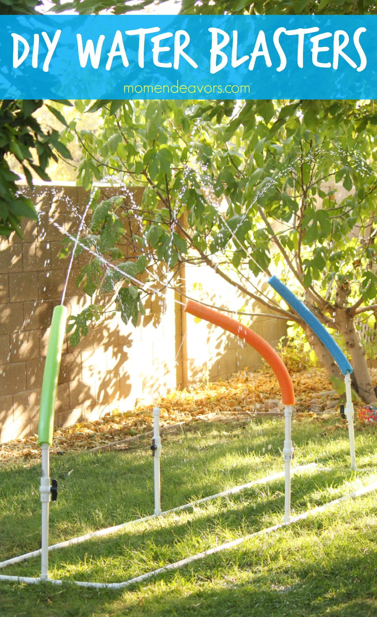32 More Pool Noodle Activities Hacks and Crafts