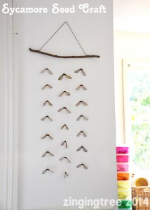 Helicopter-Seed-Wall-Decor