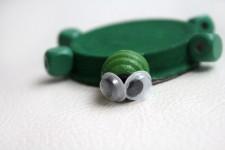 turtle magnet craft