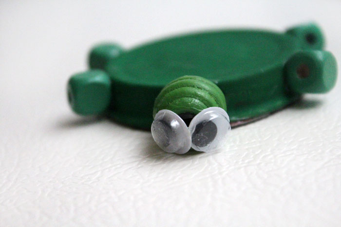 turtle magnet craft