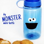 Make a Monster Water Bottle!