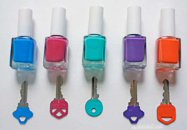 14 Awesome Nail Polish Crafts | Crafts for teens