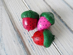 strawberry-acorn-magnets-2