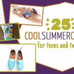Cool Summer Crafts for Teens