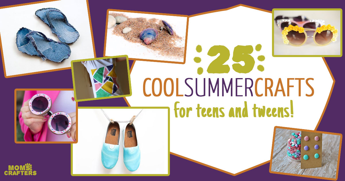 summer craft ideas for teens cool summer crafts for and crafters 7208