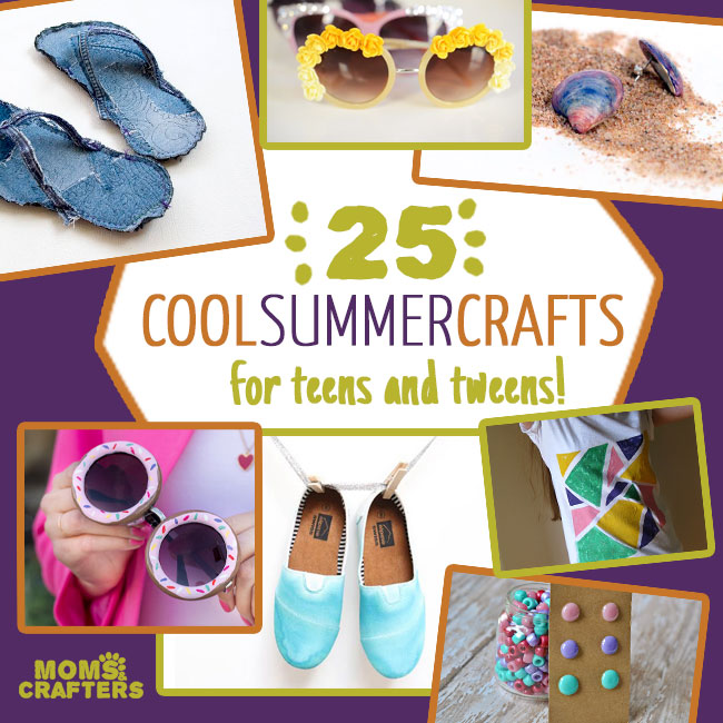 Summer Crafts For Teens Square