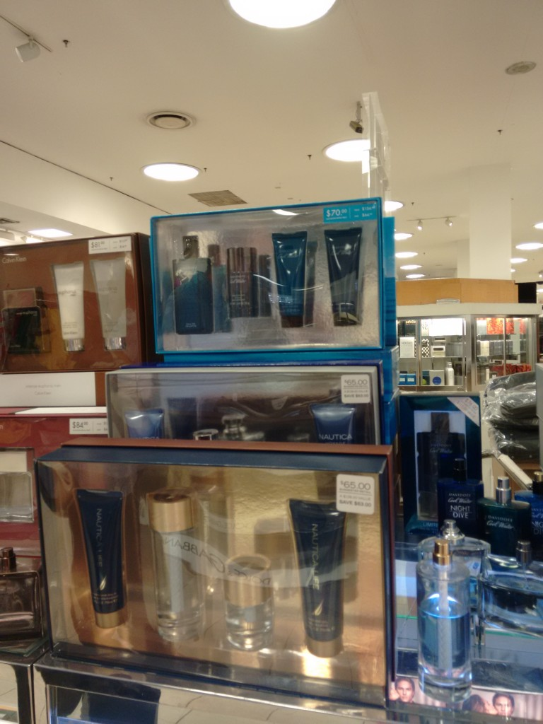 Nautica Life fragrance gift set in Macy's