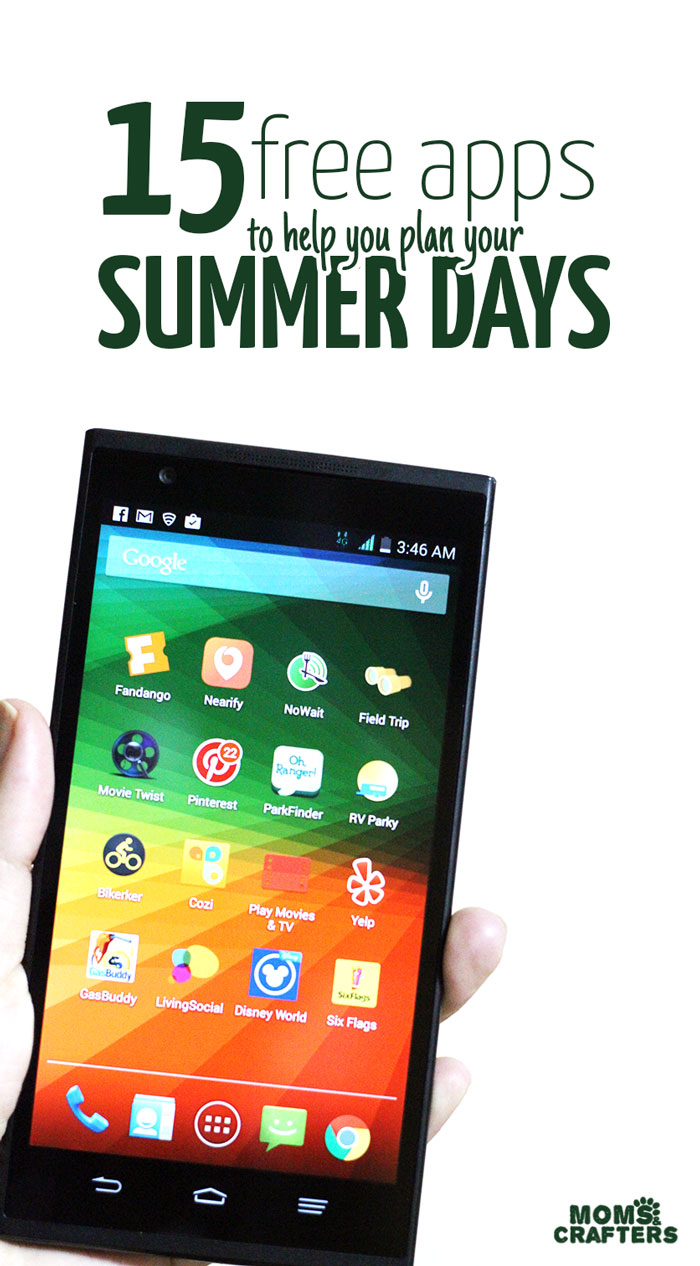 Trying to figure out what to do on the long summer days? Check out these top 15 free Android apps to plan your entertainment!