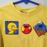 Embellish a plain shirt with favorite characters!