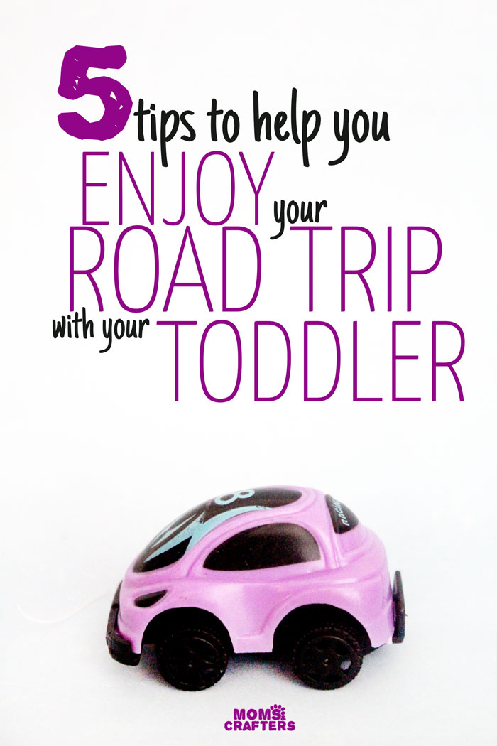 Going on a road trip with your baby? Read these 5 mom to mom tips for a road trip with your toddler to help you enjoy it!