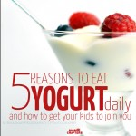 5 Surprising Health Benefits of Yogurt
